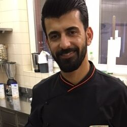 Koch des Monats – Masud Sdik